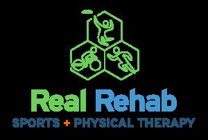 Real Rehab logo